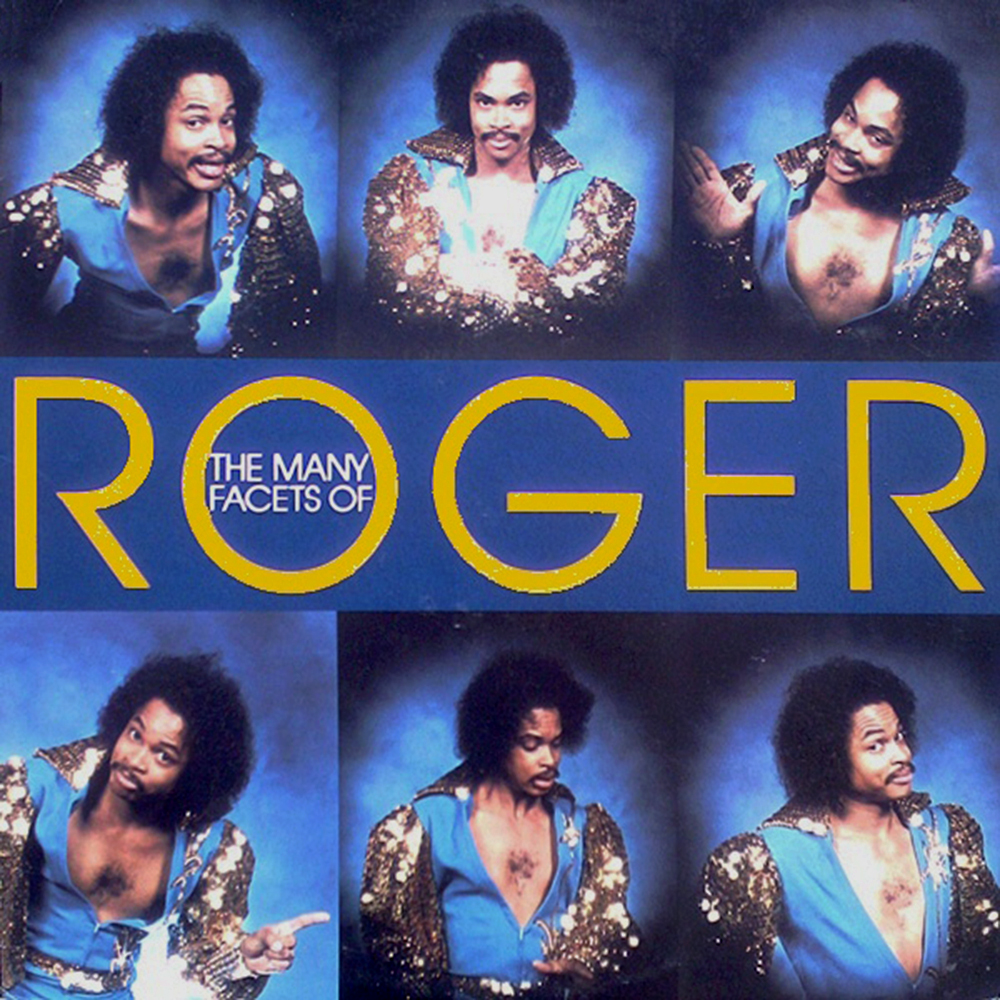 Black to the Music - 08 Roger Troutman 1981 - The Many Facets Of Roger