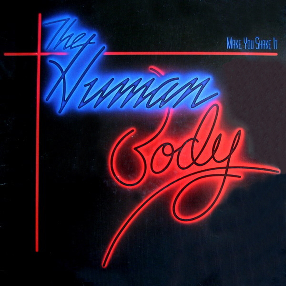 Black to the Music - 13 The Human Body (1984) - Make You Shake It