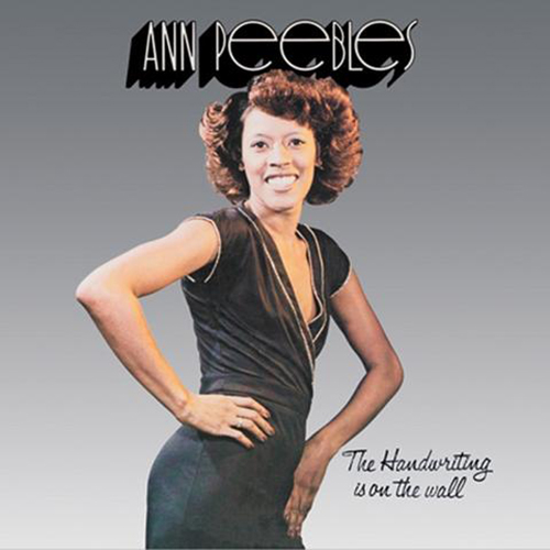 Black to the Music - Ann Peebles - 1978 – Handwriting Is On The Wall