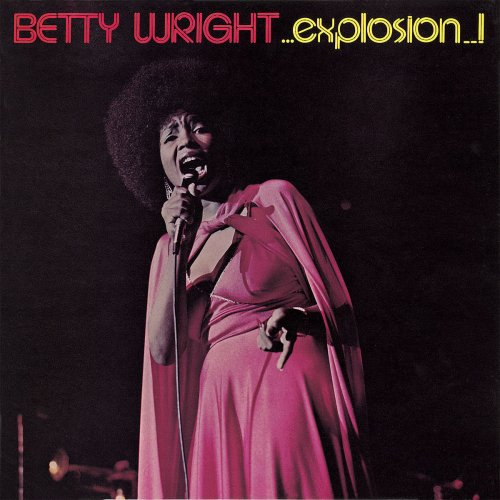 Black to the Music - Betty Wright - Lp 1976