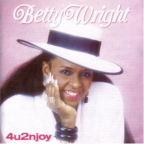 Black to the Music - Betty Wright - Lp 1989