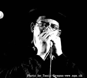 Black to the Music - Big George Jackson - 08