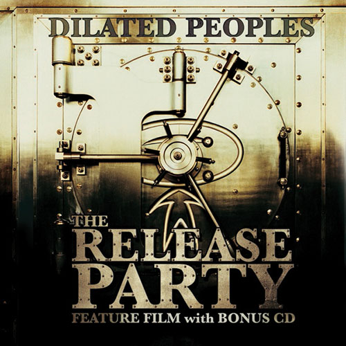 Black to the Music - Dilated Peoples - Lp 2007 - The Release Party