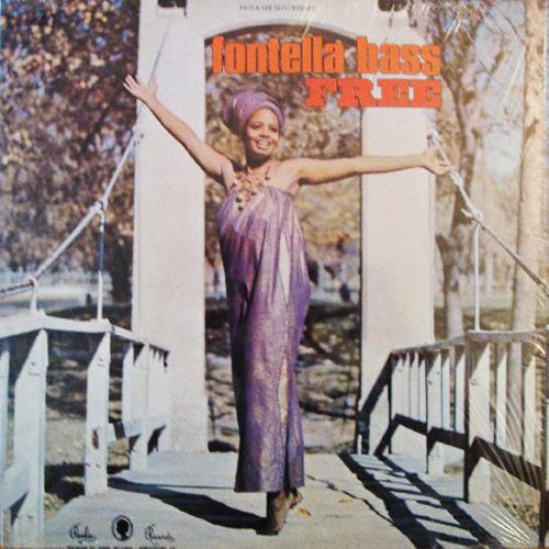 Black to the Music - Fontella Bass - 02 Free (1972)