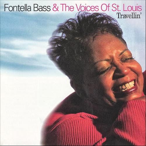 Black to the Music - Fontella Bass - 04 Travellin' (2001)