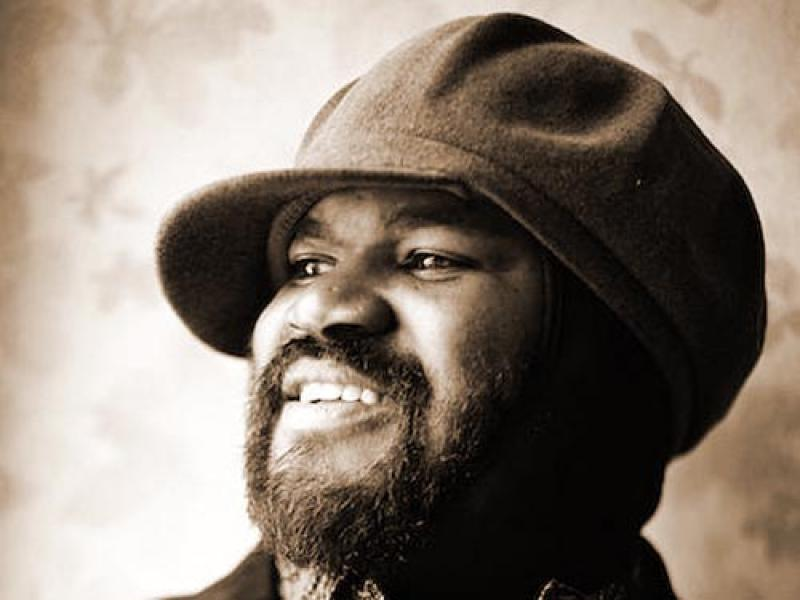 Black to the Music - Gregory Porter 01