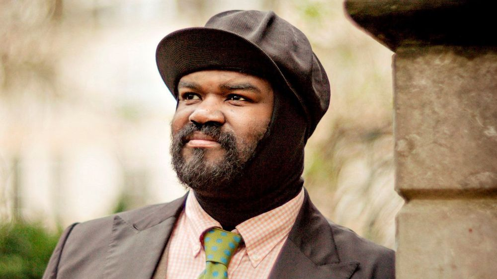 Black to the Music - Gregory Porter 05