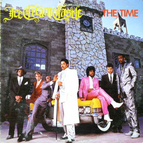 Black to the Music - Lp 1984 Ice Cream Castle