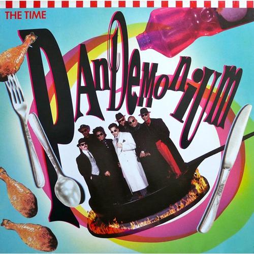 Black to the Music - Lp 1990 Pandemonium