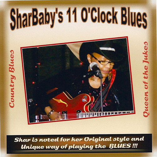 Black to the Music - Sharbaby -LP 2011