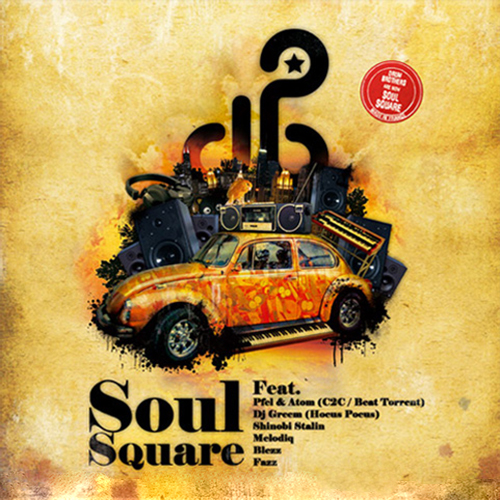 Black to the Music - Soul Square - 2008 Take It Back