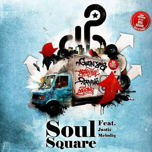 Black to the Music - Soul Square - 2010 Living The Dream