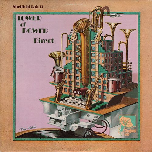 Black to the Music - Tower Of Power 1981 Direct