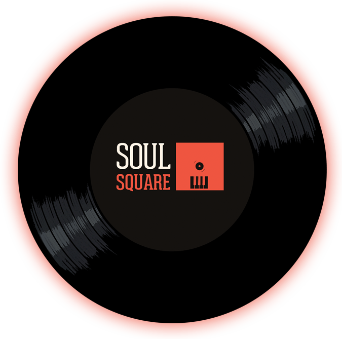Black to the Music - Soul Square logo v2