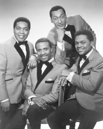 Black to the Music - The Four Tops 02