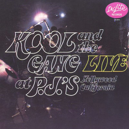 Black to the Music - Kool & The Gang - 1971b Live At P.J.'S