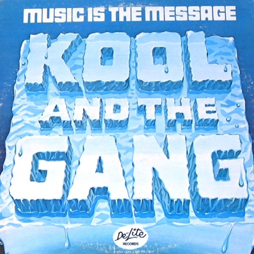 Black to the Music - Kool & The Gang - 1972a Music is the message