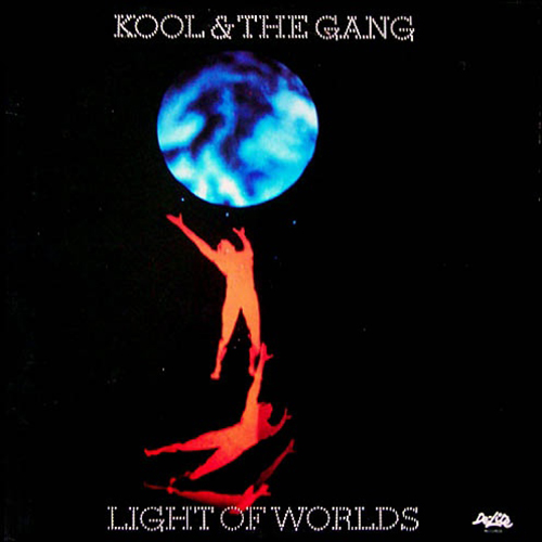 Black to the Music - Kool & The Gang - 1974 Light Of The Wolrds