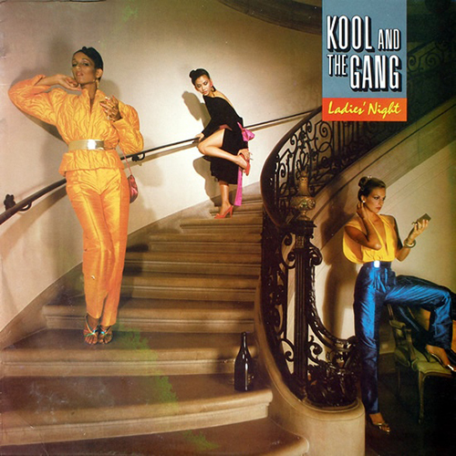 Black to the Music - Kool & The Gang - 1979 Ladie's Night