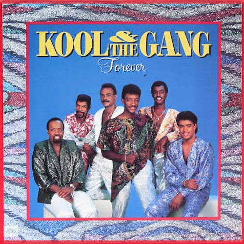 Black to the Music - Kool & The Gang - 1986 Forever
