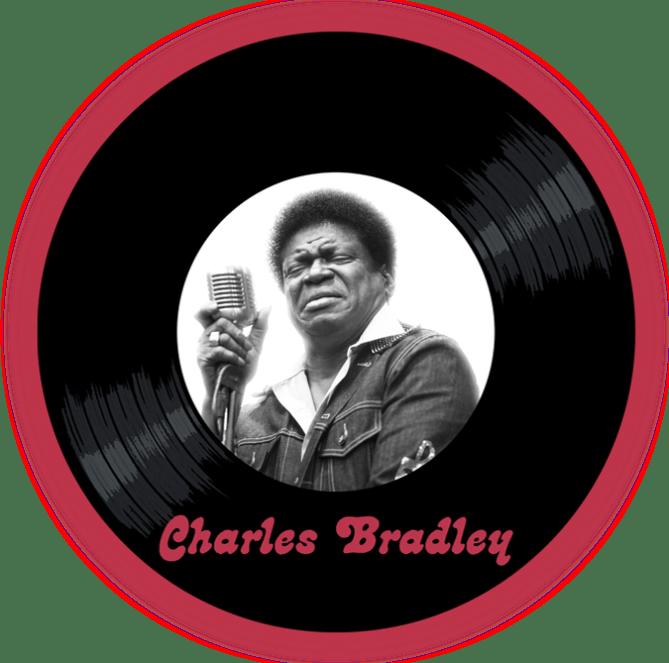 Black to the Music - Charles Bradley - logo header