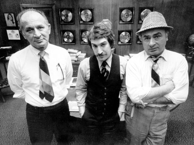 Black To The Music - Leonard, Marshall and Phil Chess