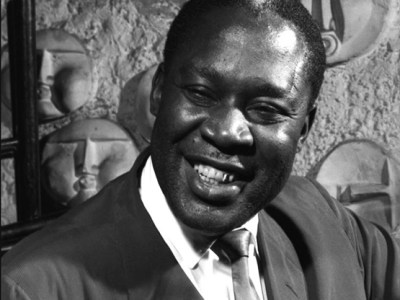 Black To The Music - Memphis Slim (Image credit- Getty)