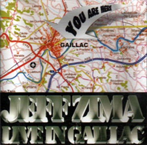 Black to the Music - Jeff Zima - Live in Gaillac