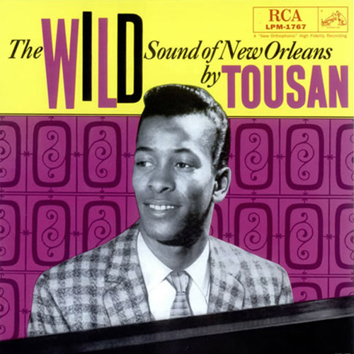 Black to the Music - Allen Toussaint - 1958 - The Wild Sound of New Orleans