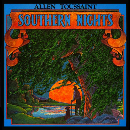 Black to the Music - Allen Toussaint - 1975 - Southern Nights