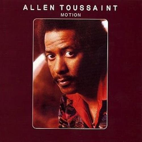 Black to the Music - Allen Toussaint - 1978 - Motion