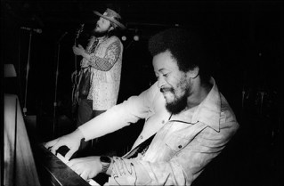 Black to the Music - Allen Toussaint - Dr. John and Allen Toussaint performing at the Professor Longhair Fire Benefit [April 22, 1974]