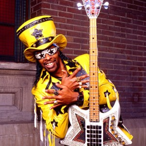 Black to the Music - Bootsy Collins - 04