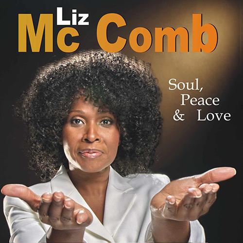 Black to the Music - Liz McComb - 2007 Soul, Peace & Love