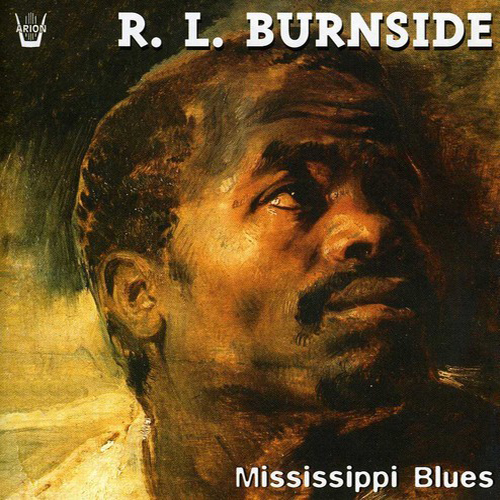 Black to th Music - R.L. Burnside - 1984 Mississippi Blues (live)