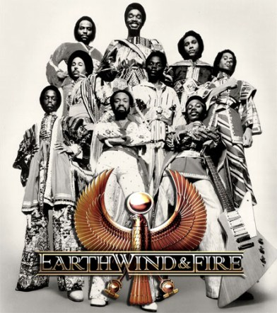 Black to the Music - EWF A1