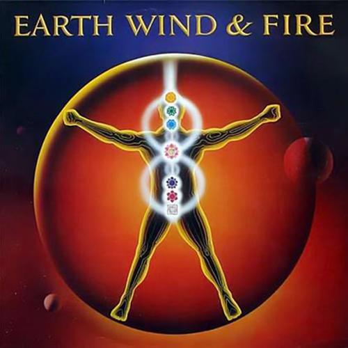 Black to the Music - EWF - Lp 1982 - POWERLIGHT
