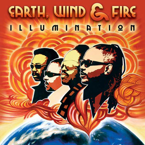 Black to the Music - EWF - Lp 2004 - ILLUMINATION