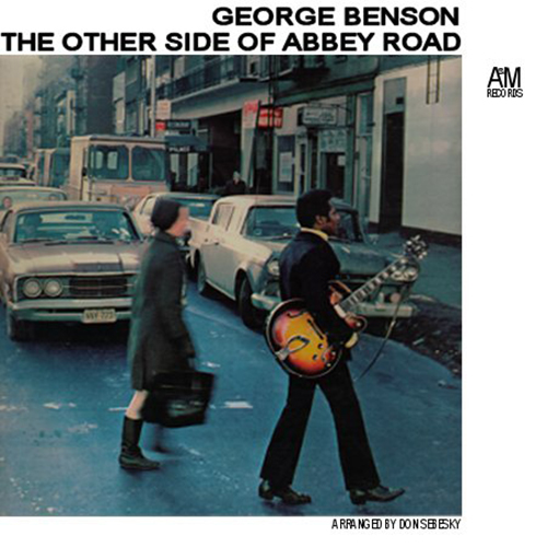 Black to the Music - George Benson - 1970 The Other Side of Abbey Road