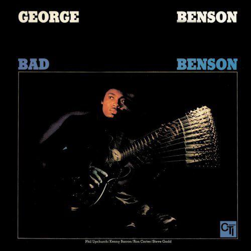 Black to the Music - George Benson - 1974 Bad Benson