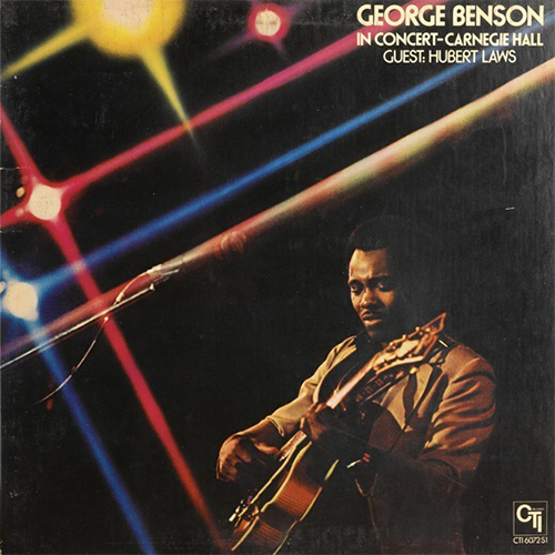 Black to the Music - George Benson - 1975 In Concert-Carnegie Hall copie