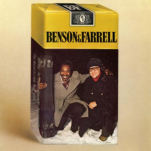 Black to the Music - George Benson - 1976-2 Benson & Farrell