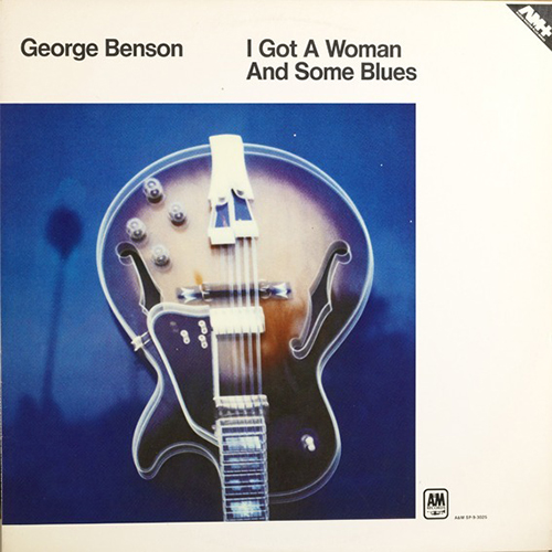 Black to the Music - George Benson - 1984-1 I Got a Woman and Some Blues