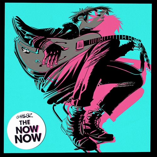 Black to the Music - George Benson - 2018 Gorillaz - The Now Now
