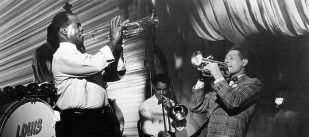 Black to the Music - Louis Armstrong - 02