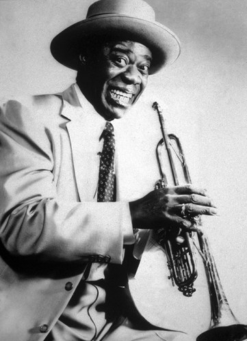 Black to the Music - Louis Armstrong - 11