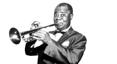 Black to the Music - Louis Armstrong - 12