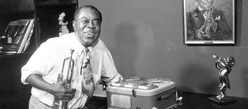 Black to the Music - Louis Armstrong - 15