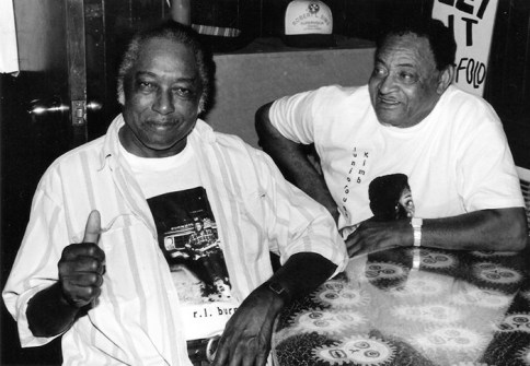 Black to the Music - R.L. Burnside - 02 with Junior Kimbrough