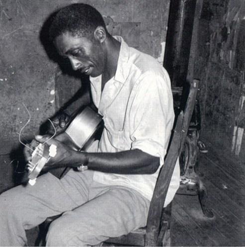 Black to the Music - R.L. Burnside - 06